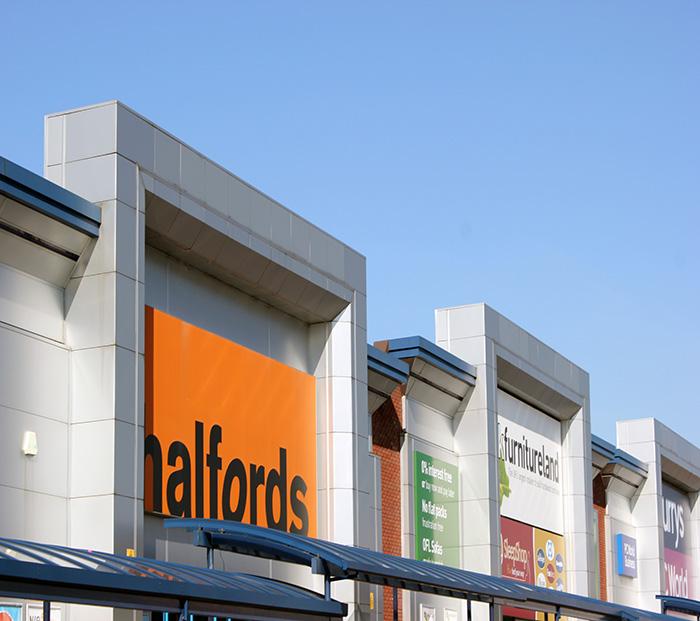 reebok retail park