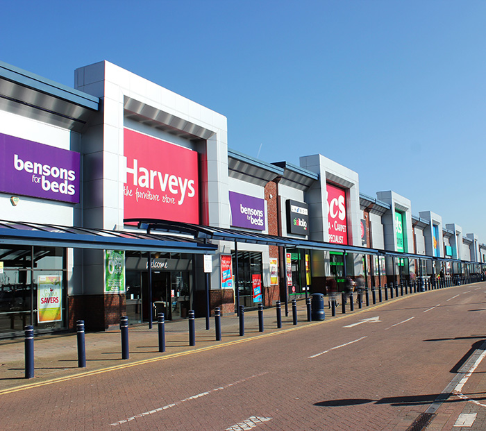 Middlebrook Retail Park
