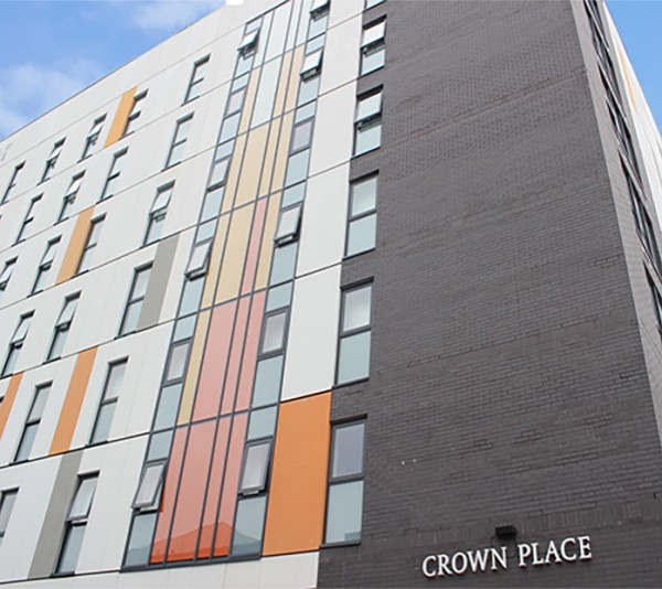 Crown Place